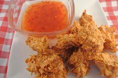 Krokante kipstukjes uit de oven | Lekker en Simpel