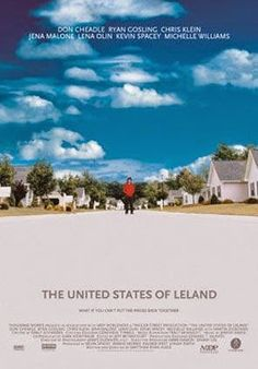 Free Thinker - Michele Rovatti's blog                     : Cinema: The United States of Leland (il delitto Fi...