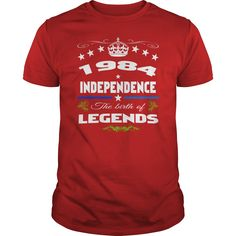 1984 Independence SHIRTS 1984 Independence  birthday  SHIRT FOR WOMENS AND MEN 1984 Independence  #4thofjuly #tshirt  #4thOfJuly #USA #july4th #shirt