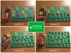 Considerate Classroom: Early Childhood Special Education Edition: Leveled Puzzle Work Tasks
