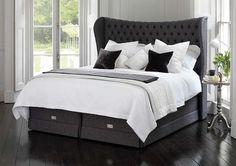 Hypnos Eminence luxury bed
