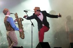 The Jazz Spotlight wrote an article featuring the best of our jazz events this summer, including namely Wolfi Jazz Festival which will feature the latest jazz sensation in France: Ben L'Oncle Soul! More infor here: http://festkt.co/tYsHTf