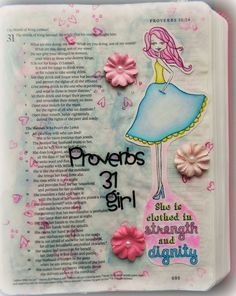 Proverbs 31 Girl - His Kingdom Come