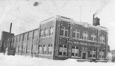 Discuss Detroit: Old Car Factories - 13