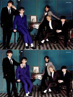 UP10TION Wooshin, Hwanhee, Seonyool, Jinhoo, Xiao 'SPOTLIGHT' Album Scan [GOLD VER.] © LOVE KUHN TH | Do not edit