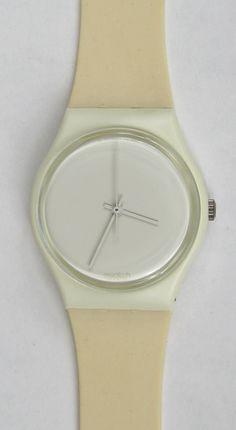 | Item | White Swatch, timeless