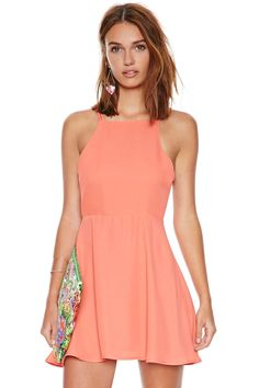 Nasty Gal Liza Dress | Shop Dresses at Nasty Gal