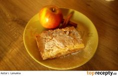 Báječný jablečný koláč