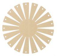 Basket Frame template