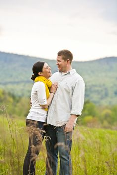 New Hampshire Country Engagement Session