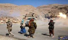 توسّع دائرة المعارك بين الحوثيين والقوات الموالية…: قتل 25 مسلحًا من الحوثيين والقوات الموالية للرئيس عبد ربه منصور هادي، في مواجهات عنيفة…