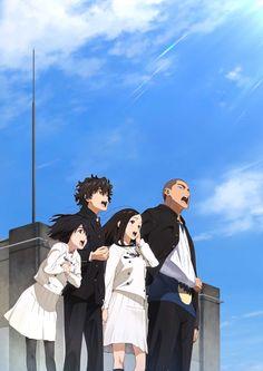 El Blu-ray de la película Kokoro ga Sakebitagatterun Da. será lanzado el 30 de Marzo.