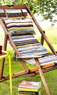 Sign in to Outlook Weaving Projects, Diy Projects To Try, Woodworking Plans, Diy Furniture, Outdoor Chairs, Diy And Crafts, Sweet Home, Textiles, Interior