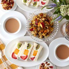 朝食で、1日をデザインしよう。 | Panasonic Cooking | Panasonic