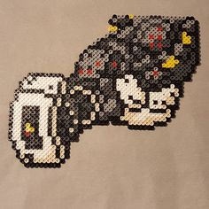 Glados - Portal perler beads by peckapon