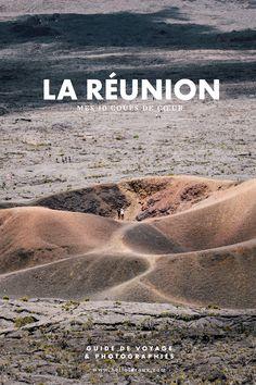 que visiter à La Réunion : cascades, volcan Piton de la fournaise, plage de Grande Anse, Cirques ...
