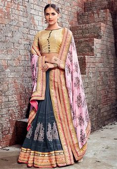 Beautiful Designer Party Wear latest saree blouse fashion Lehenga Saree , Wedding Wear Sarees, Indian Traditional Sari delivered to USA UK Australia. Lehenga Style Saree, Pink Lehenga, Lehenga Choli, Net Saree, Anarkali, Indian Wedding Sari, Indian Wedding Outfits, Wedding Sarees, Bridal Sarees
