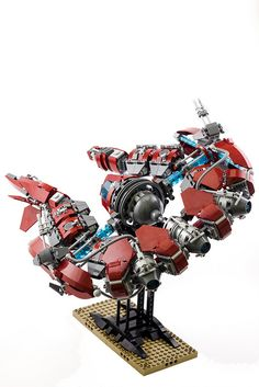 """YT-3540(S) """"Horde""""   by Keter@Lego"""