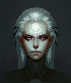 Diana Scorn Of The Moon by miresalaj