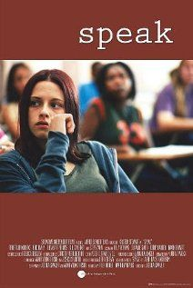 Speak-  After a blurred trauma over the summer, Melinda enters high school a selective mute. Struggling with school, friends, and family, she tells the dark tale of her experiences, and why she has chosen not to speak.