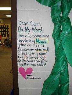 Classroom Ideas Wizard of Oz   The Weekly Hive: Fairy Tale Fun: Part 1