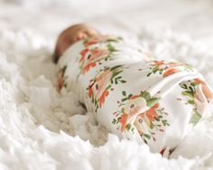 Organic Pink Floral bouquet Swaddle Blanket by LittleBunches on Etsy https://www.etsy.com/listing/220033883/organic-pink-floral-bouquet-swaddle