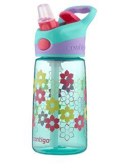 Contigo® | AUTOSPOUT® Kids Striker Water Bottle with Graphics- Kids Water Bottle – Leak-Proof – Spill-Proof Kids Bottle – Contigo®