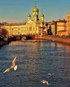 Свято-Исидоровская церковь.    Автор: Alexsandrkonovodov.