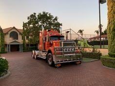 Western Star Trucks, White Truck, Big Trucks, Westerns, Boss, Classic, Derby, Classic Books, Big Rig Trucks
