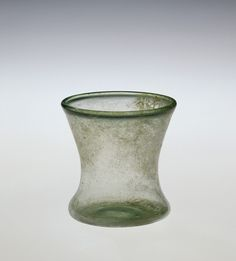 #Roman #Glass: #Beaker, 1-99 | Corning Museum of Glass Made this in clay
