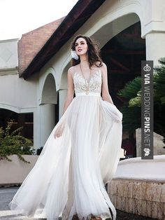 24 Best Summer Wedding Dresses 2016 Images On Pinterest Dress Alon Livne And Engagement