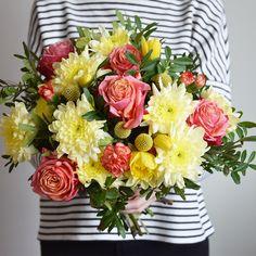 Bouquet de Saison #bouquet #fleurs #flowers #flowersdelivery