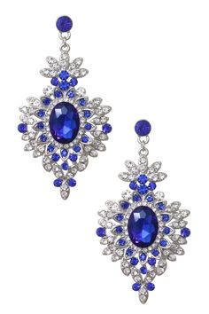Dazzling Sparkle Earrings