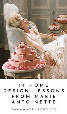 These are 14 design lessons learned from the amazing Marie Antoinette movie — palace décor at its absolute finest. Where shall we put the chandelier? Versailles, Red Bedroom Design, Interior Design, Interior Styling, Wedding Designs, Wedding Styles, Marie Antoinette Movie, Movie Cakes, Palace Interior