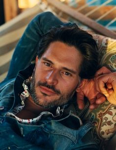 Joe Manganiello. Yum.