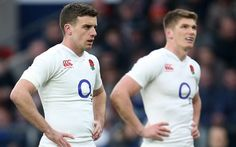 Six Nations Eddie Jones cannot put off judgment day for George Ford and Owen Farrell indefinitely Rugby League, Rugby Players, Scottish Rugby Team, Rugby Club, Australian Football, Work Hard In Silence, Rugby Men, Six Nations, World Rugby