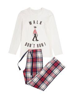 Long Wally pyjama for men