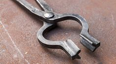 Topic - How to forge blacksmith tongs. I show how a pair of bolt tongs can be forged. Some of the techniques used are inspired by the work of Toby Hickman.