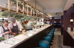 Mediterranean eatery is London outpost of Jerusalem's acclaimed Machneyuda.