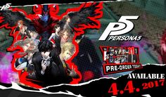 Damnit, Persona 5 Got Delayed Until April 2017 - The Outerhaven