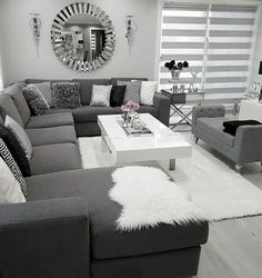 There are many elegant living room ideas that you might decide to get applied in your living room design. Because you have landed here then most probably you want Elegant living room answer. Living Room Decor Apartment, Room Interior, Apartment Living Room, Living Room Interior, Apartment Decor, Living Room Grey, Apartment Inspiration, Elegant Living, Home And Living