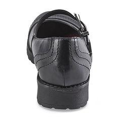 Route 66 Women's Talia Black Mary Jane Casual Shoe 2