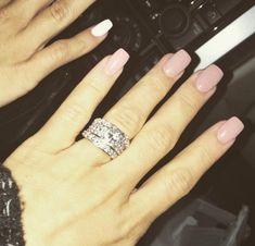 Breathtaking Celebrity Engagement Rings Radiant Engagement Rings, Cushion Cut Engagement Ring, Best Engagement Rings, Halo Engagement, Katherine Webb, Celebrity Wedding Rings, Engagement Celebration, Heart Shaped Diamond, Cushion Cut Diamonds