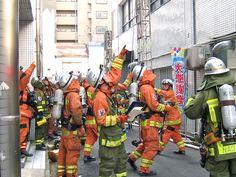 消防士 Firefighter, Superhero, Fictional Characters, Firefighters, Fire Fighters, Fantasy Characters