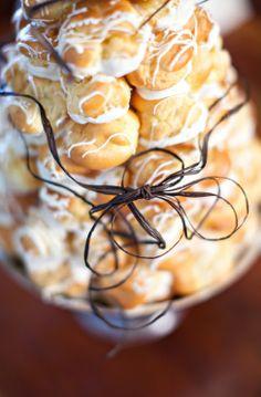 Seasonal Wedding Ideas: dessert, alternative (dessert), minis, snowy, winter
