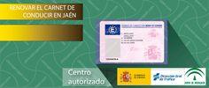 Renovar el carnet de conducir en Jaén.