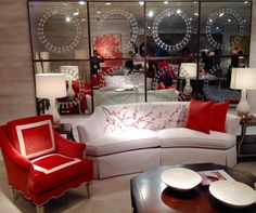 For those attending #hpmkt, the @AmbellaHome showroom is a must-see!! @DesignOnHPMkt @HPMarketNews