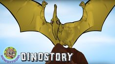 I'm a Pterodactyl - Dinosaur Songs from Dinostory by Howdytoons