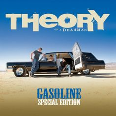 Theory Of A Deadman Gasoline Special Edition released on May 19,2009. You can buy this off of Amazon as well. iTunes has it as well. Digital download only! Can't find this in stores. I wish you could. Click the pic to buy it off of Amazon.