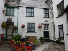 West North Cottage, West Looe,  Cornwall